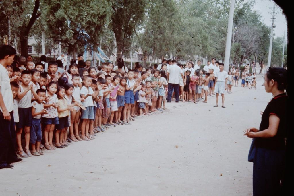 Beijing people and scenery 1965-6