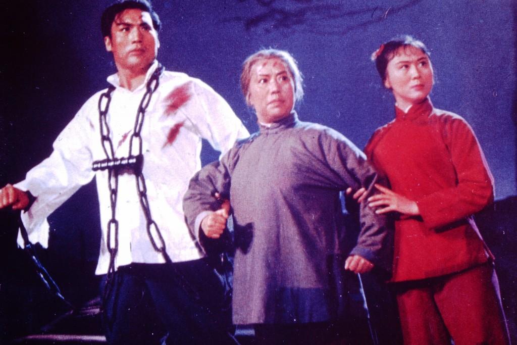 Beijing revolutionary opera