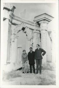 Trip to Beidahe August 1965
