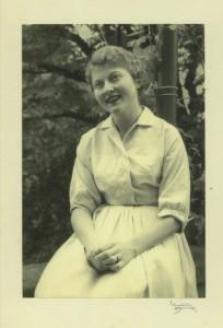 Alyce Mackerras 1960s
