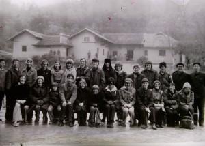 Various travels around China 1978