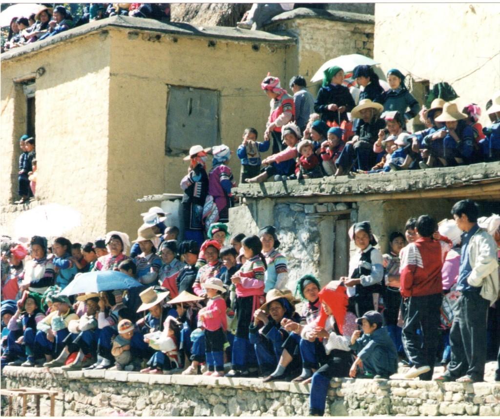 Hani villagers