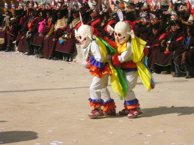 Tibetan Chum Dance