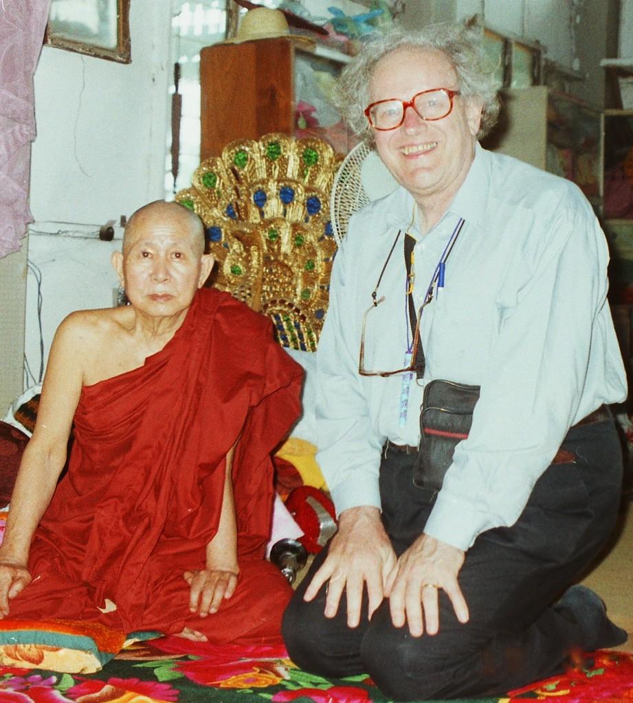 A Dai Buddhist Monk