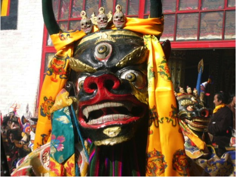 Masks Are Important in the 'Cham